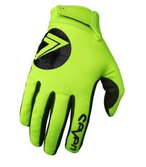 GUANTES SEVEN ZERO COLD WEATHER (FLO YELLOW)