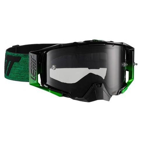 Leatt Velocity 6.5 Negro/Verde Ahumado 28% [0]