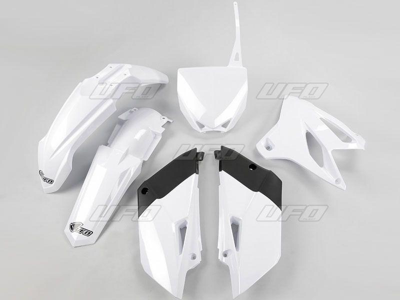 Kit plástica completo UFO Yamaha Blanco 2015-2019