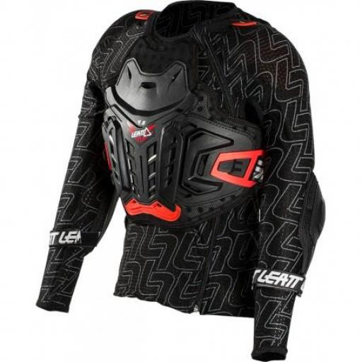 Peto Integral LEATT 4.5 Junior Negro [0]