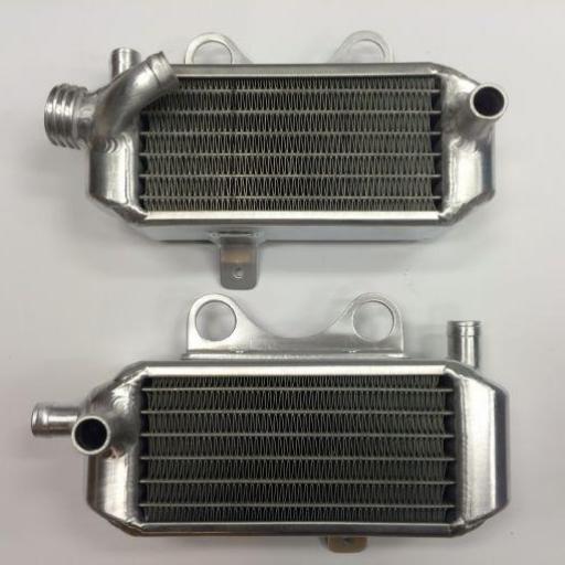Radiadores sobredimensionados KTM 50 SX, Husqvarna TC 50  [2]