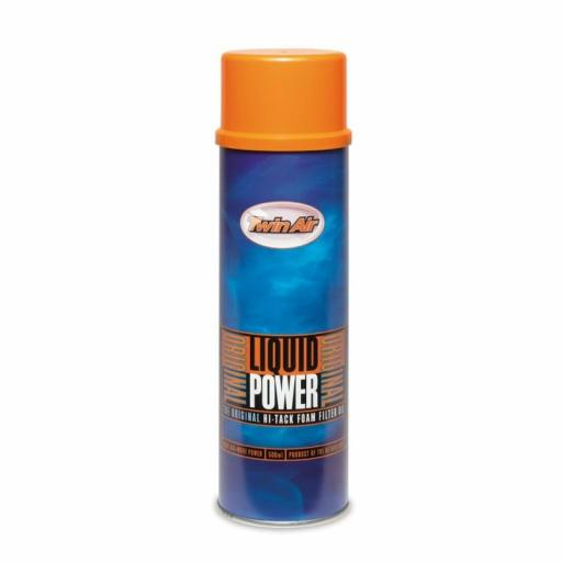 ACEITE FILTROS TWIN AIR LIQUID POWER EN SPRAY