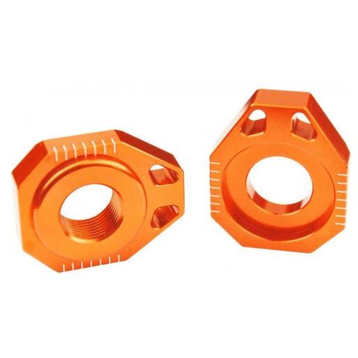 Tensor cadena SCAR KTM naranja