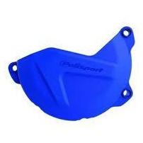 Protector tapa de embrague Polisport Yamaha Azul o Negra