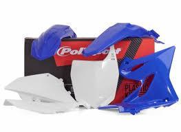Kit plástica Polisport Yamaha color original 2015-2020