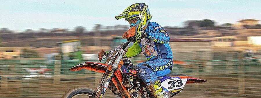 Campeonato Catalunya Motocross Rufea 11/02/2018
