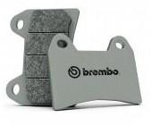 Pastillas de freno TRASERAS sinterizadas de competición Brembo 07YA41SX