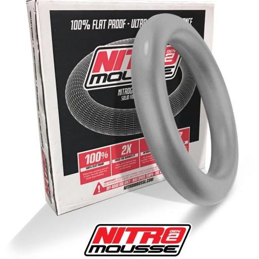 Nitromousse Gen2 Platinum - Trasero 18'
