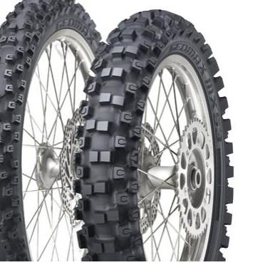 Dunlop MX GEOMAX MX53 80/100-12