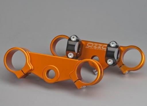 Tijas Tripple clamps Naranja KTM/HUSQVARNA 50 / 65 Naranja