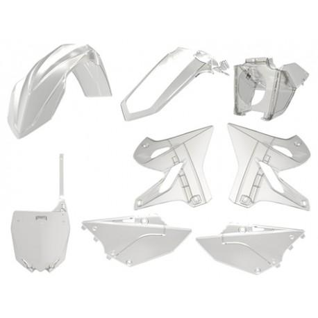 Kit plástica Polisport Yamaha restyling transparente 2002-2020