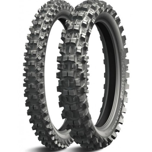 Michelin STARCROSS 5 SOFT 90/100-16 M/C 51M TT