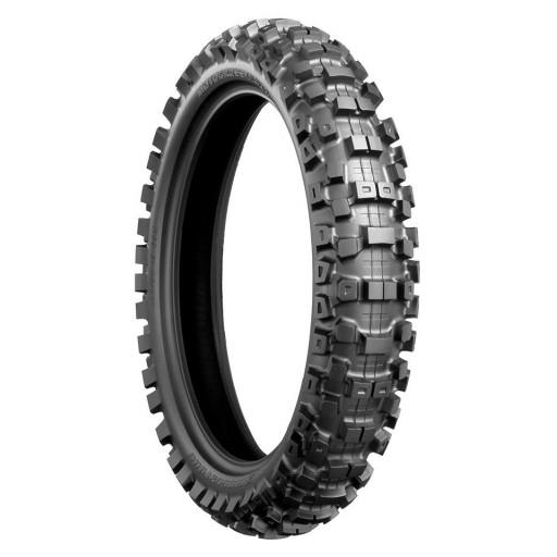 Bridgestone 80/100 -12 M404 41M TT (trasero)
