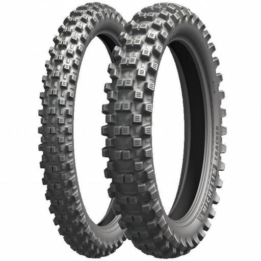 Michelin 110/90-19 M/C 62R TRACKER
