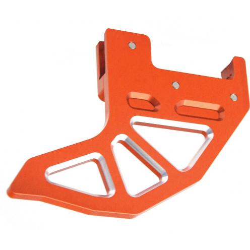 Protector disco de freno trasero ART KTM/Husqvarna/GAS GAS naranja