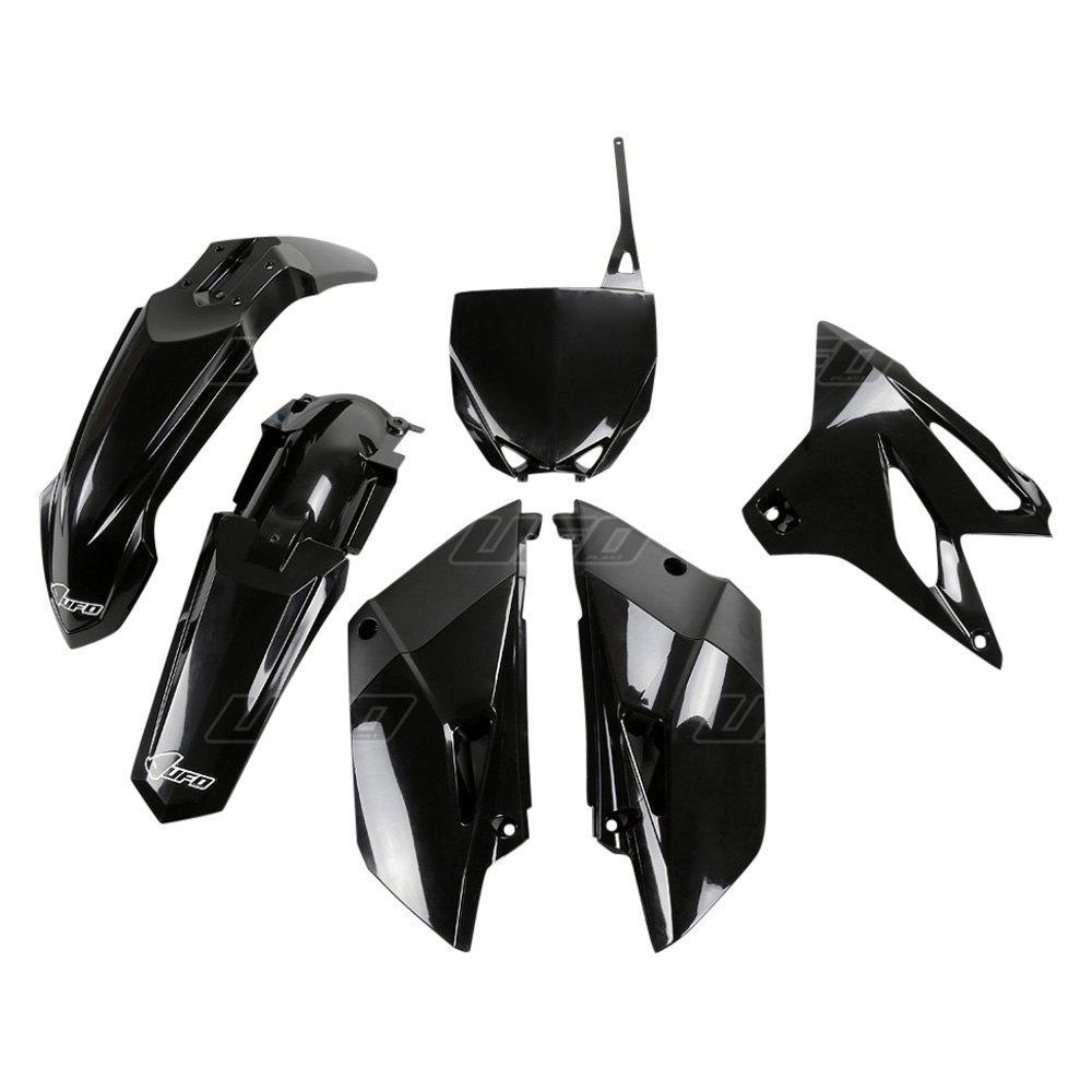 Kit plástica completo UFO Yamaha Negro 2015-2019