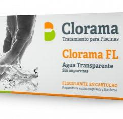 BOTE CLORAMA FLOCULANTE CARTUCHO 1K