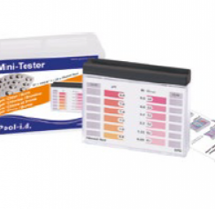 POOL TESTER PH/CL/BR PID