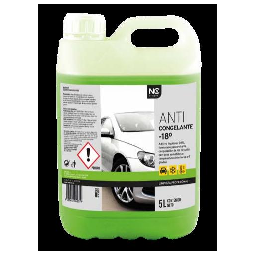 Antigongelante -18ºC 5 litros