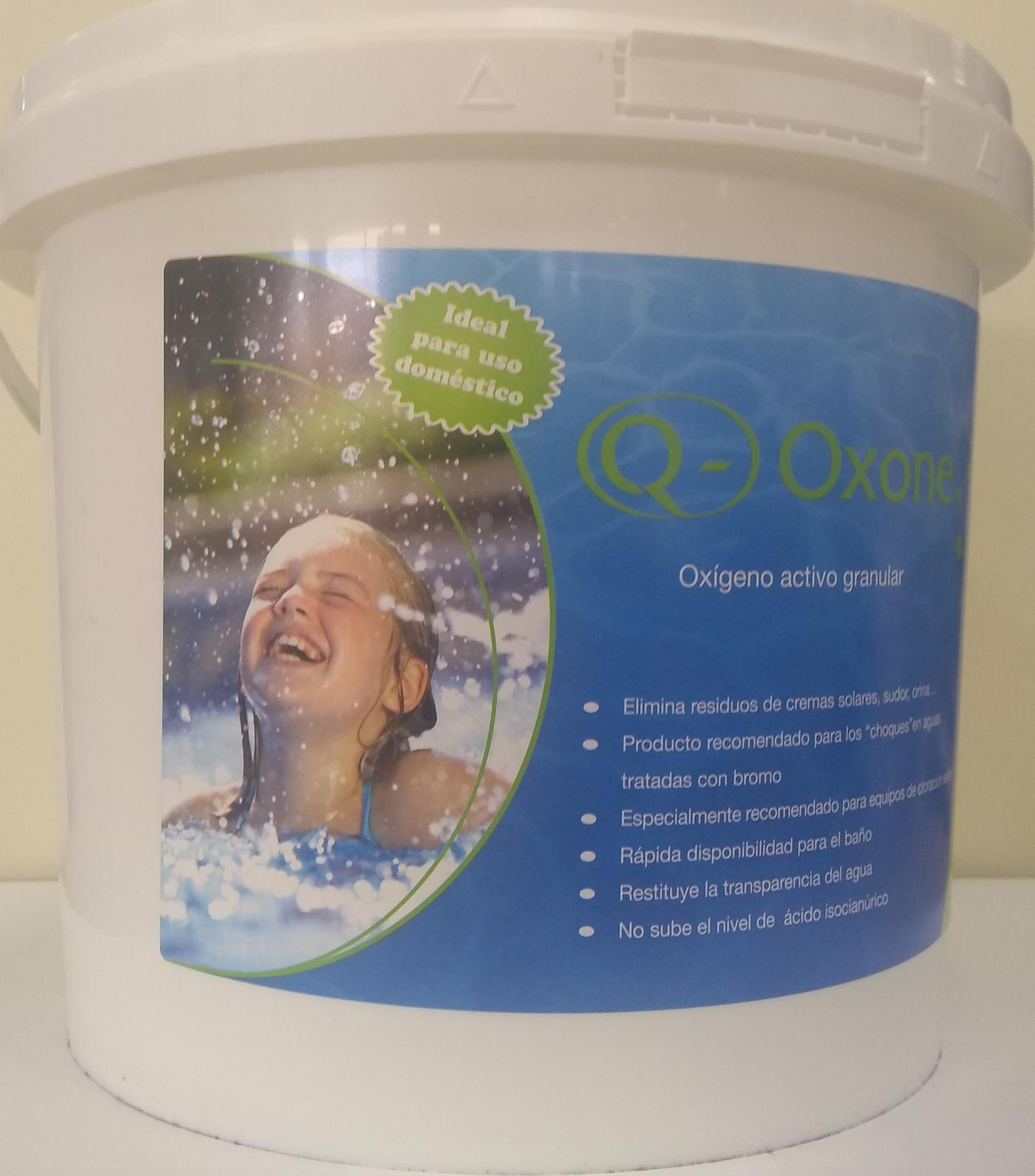 OXIGENO ACTIVO ENVASE 5 KG OXONE