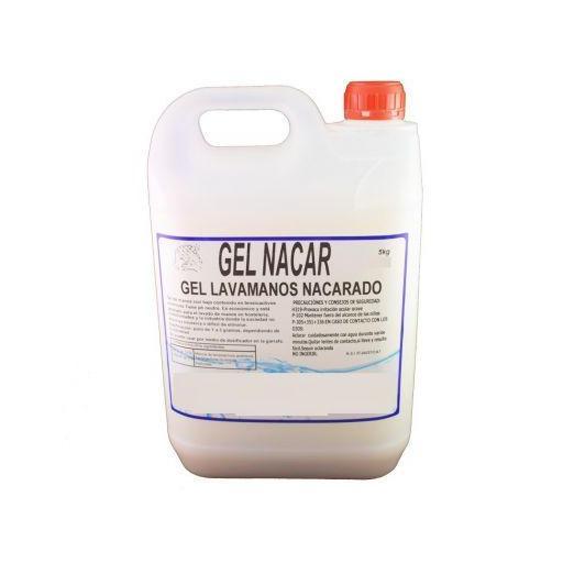 Jabón de manos Nacarado Perfumado 5 L [0]