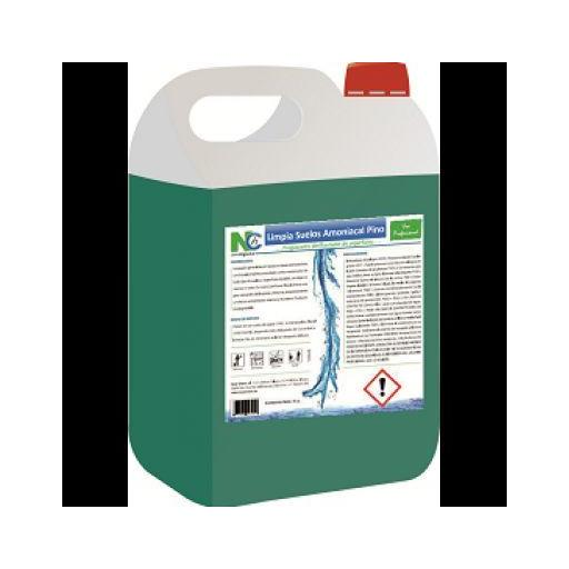 Limpiasuelos Amoniacal Pino 5 L