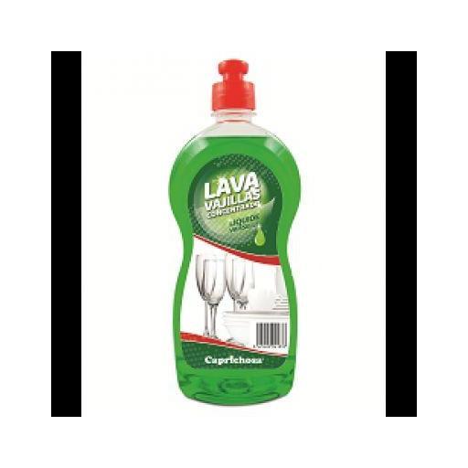 LAVAVAJILLAS CONCENTRADO CAPRICHOSA 750 ML