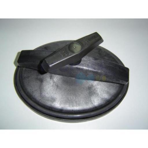 Tapa Clorimax repuesto para Dosificador Compacto de 40 l ref: 4408010401