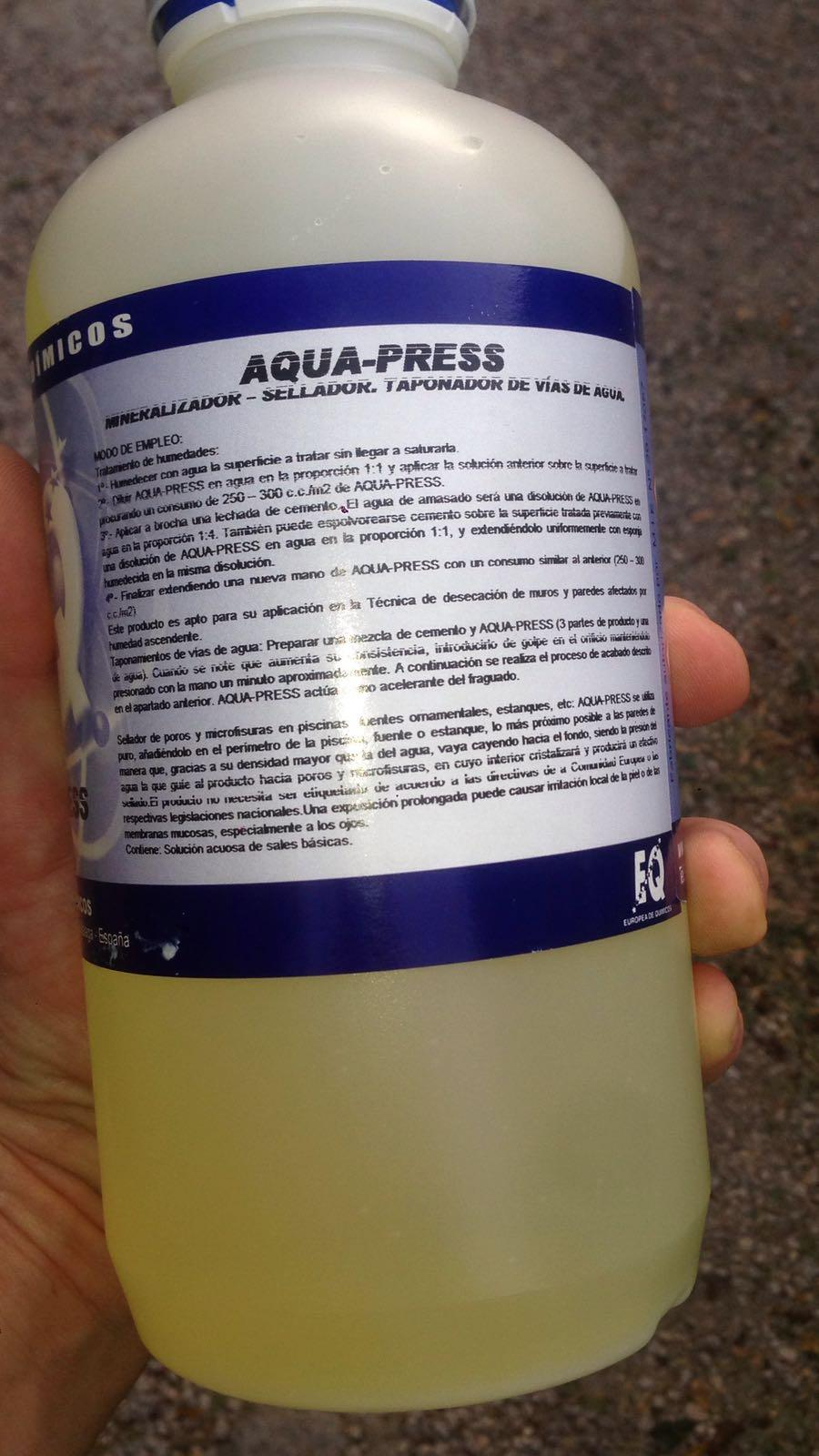 Anti-fugas piscinas 1 litro