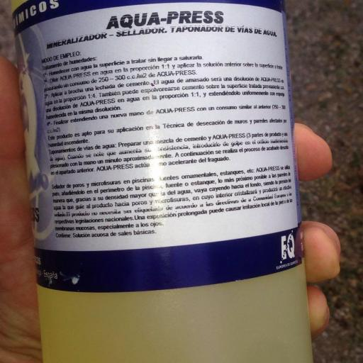 Anti-fugas piscinas 1 litro