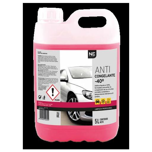 Antigongelante -40ºC