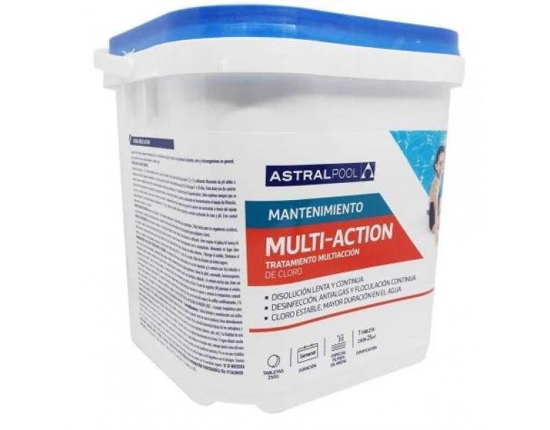 Cloro Multi-action granulado AstralPool 5 kg