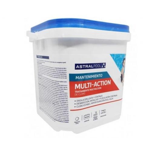 Cloro Multi-action granulado AstralPool 5 kg [0]
