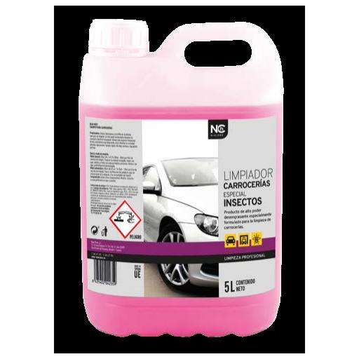 Limpiador de carrocerías (especial insectos) 5 y 20 litros