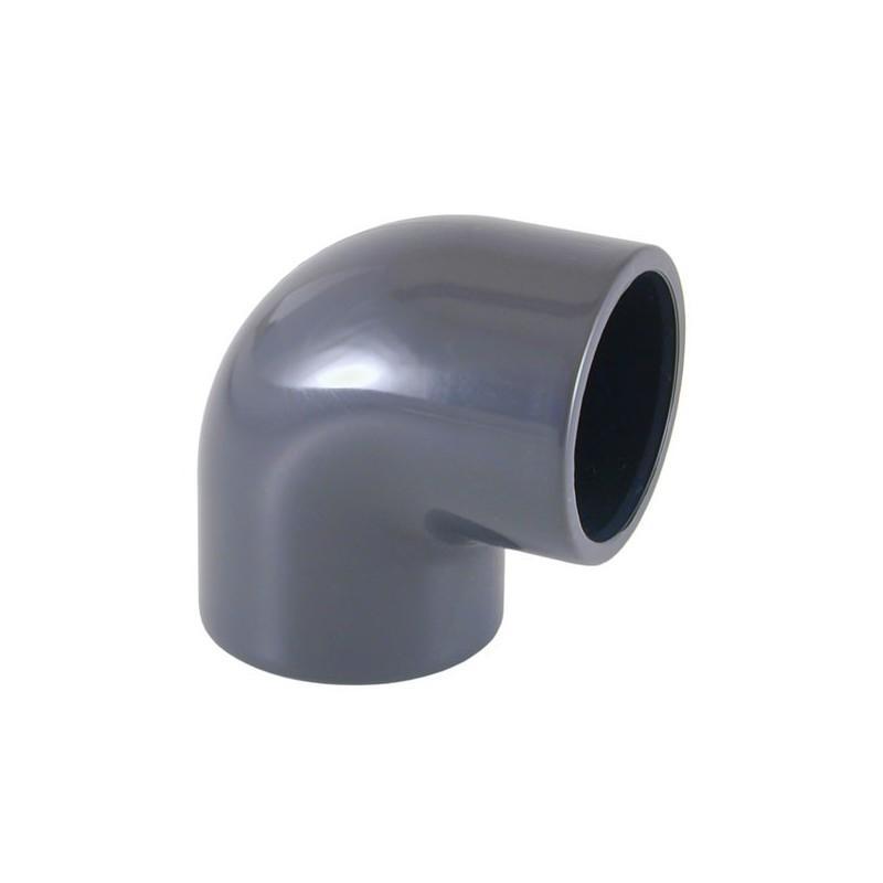 "CODO 90º ROSCADO PVC 3/4"" 01735"