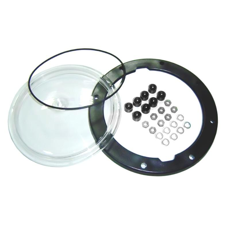 Conjunto tapa transparente filtro Atlas UVE AstralPool 4404190325