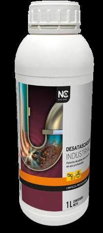 Desatascador industrial 1 litro