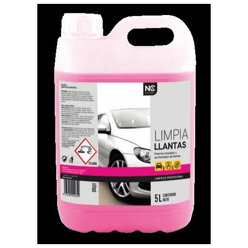 Limpiallantas 5 y 20 litros [0]