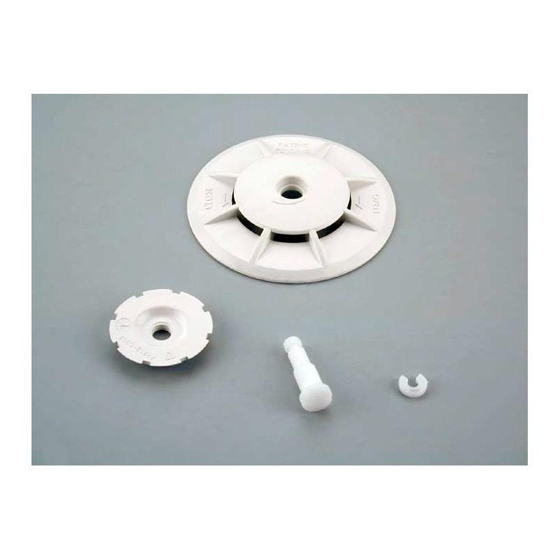 Reja y compuerta boquilla fondo oscilante AstralPool 4402043201