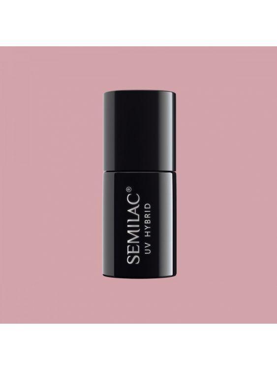 004 Esmalte semipermanente Semilac Classic Nude 7ml