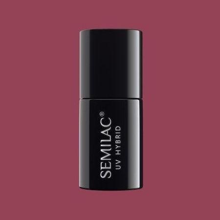 005 Esmalte semipermanente Semilac Berry Nude 7ml