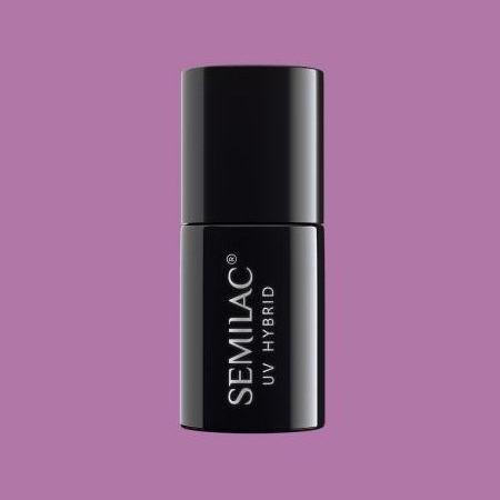010 Esmalte semipermanente Semilac Pink & Violet 7ml