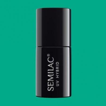 021 Esmalte semipermanente Semilac Turquoise 7ml [0]