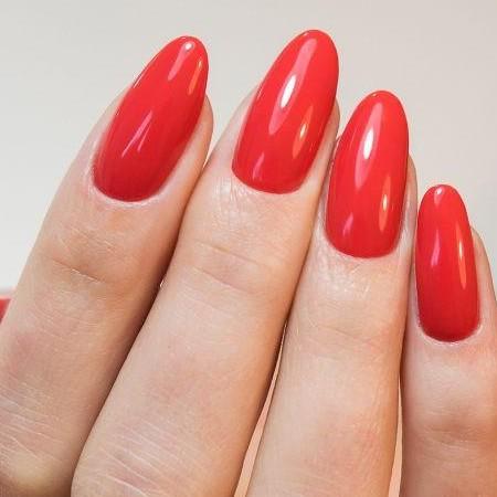 025 Esmalte semipermanente Semilac Glitter Red 7ml [1]