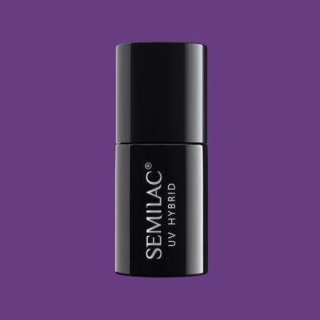 036 Esmalte semipermanente Semilac Pearl Violet 7ml