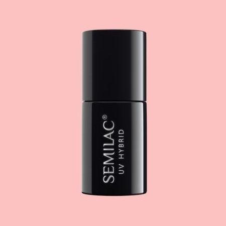 054 Esmalte semipermanente Semilac Pale Peach Glow 7ml