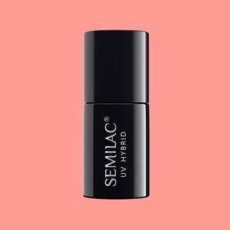 055 Esmalte semipermanente Semilac Peach Milk 7ml [0]