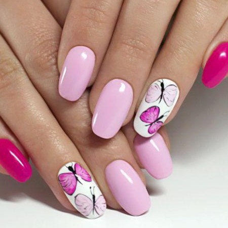056 Esmalte semipermanente Semilac Pink Smile 7ml [1]