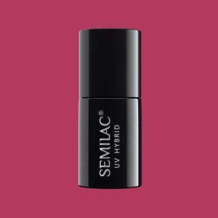 065 Esmalte semipermanente Semilac Wild Strawberry 7ml