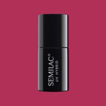 066 Esmalte semipermanente Semilac Glossy Cranberry 7ml [0]